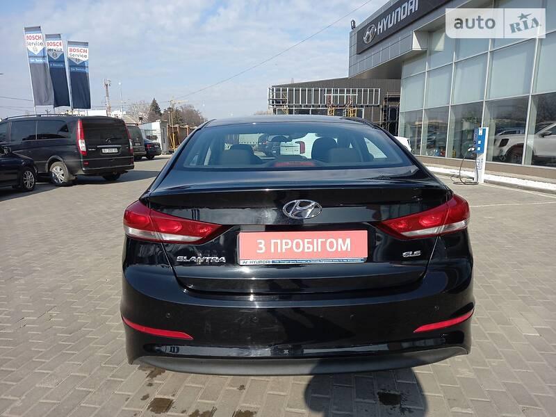 Hyundai Elantra OFFICIAL AUTOComfort 2017