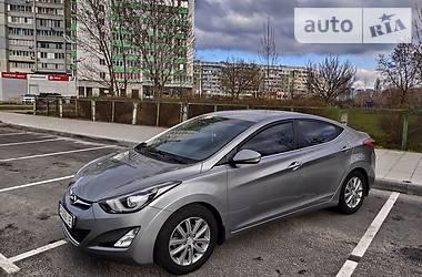 Hyundai Elantra 2014 в Черкассах