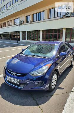 Седан Hyundai Elantra 2011 в Одесі