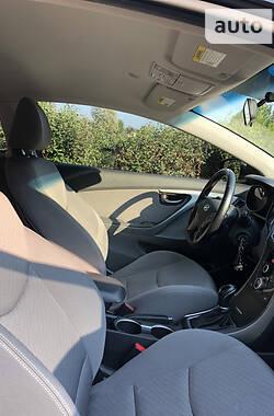 Купе Hyundai Elantra 2014 в Киеве
