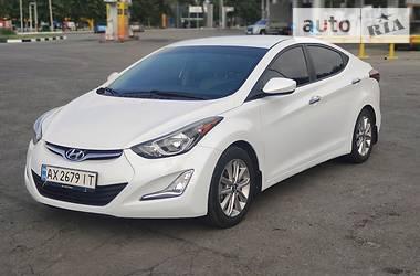 Седан Hyundai Elantra 2014 в Харкові