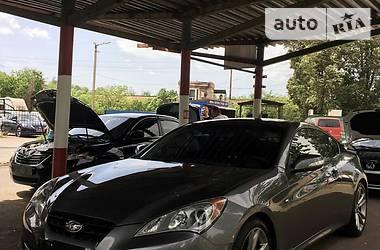 Hyundai Genesis Coupe 2012 в Кривом Роге