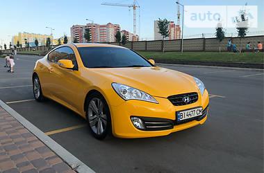 Hyundai Genesis Coupe 2011 в Киеве