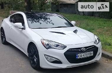 Hyundai Genesis 2013 в Києві