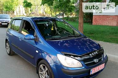 Hyundai Getz 2007 в Чернигове