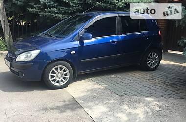 Hyundai Getz 2006 в Запорожье