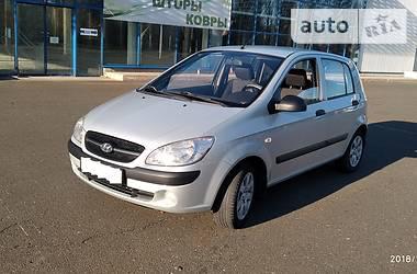 Hyundai Getz 2009 в Кадиевке