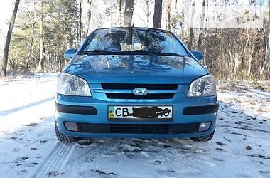 Hyundai Getz 2003 в Чернигове