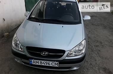 Hyundai Getz 2009 в Житомирі