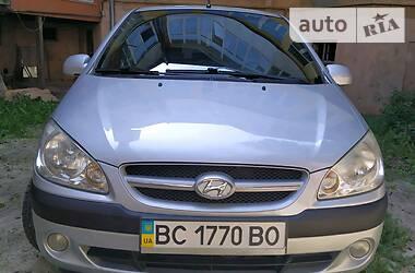 Hyundai Getz 2006 в Львове