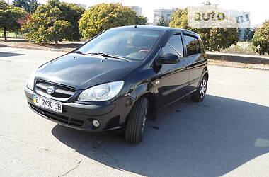 Hyundai Getz 2008 в Горишних Плавнях