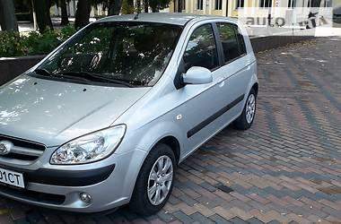 Hyundai Getz 2007 в Новограде-Волынском