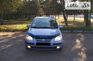 Hyundai Getz 2005 в Измаиле