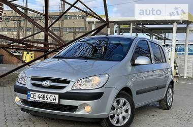 Hyundai Getz 2008 в Черновцах