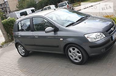 Hyundai Getz 2005 в Глыбокой