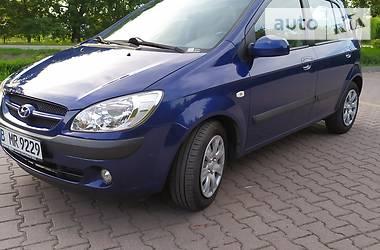 Hyundai Getz 2007 в Миргороде