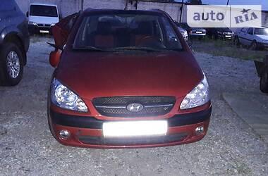 Hyundai Getz 2009 в Сумах