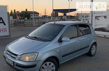 Hyundai Getz 2003 в Кременчуге