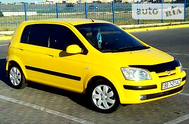 Hyundai Getz 2003 в Одессе