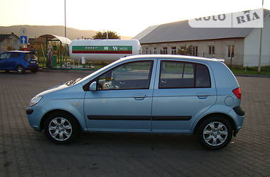 Hyundai Getz 2008 в Косове
