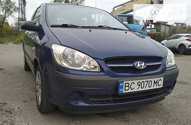 Hyundai Getz 2008 в Львове