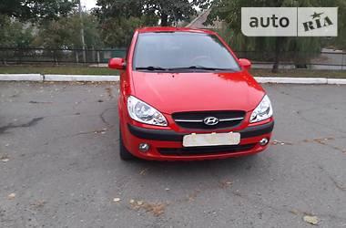 Hyundai Getz 2008 в Покровском