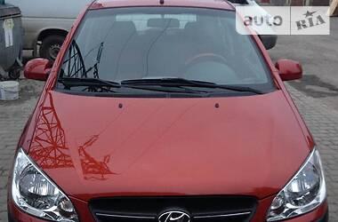 Hyundai Getz 2008 в Тернополе