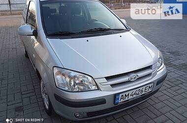 Hyundai Getz 2005 в Житомире