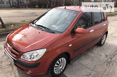 Hyundai Getz 2007 в Запоріжжі