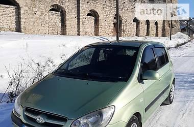 Hyundai Getz 2006 в Чорткове