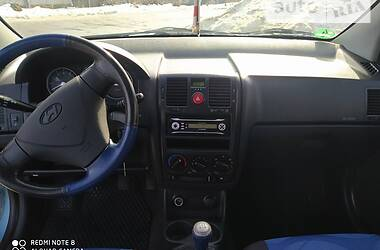 Hyundai Getz 2007 в Староконстантинове