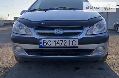Hyundai Getz 2007 в Ровно