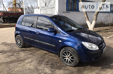 Hyundai Getz 2006 в Кролевце