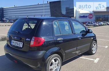 Hyundai Getz 2007 в Житомире
