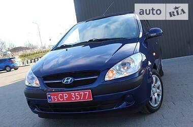 Hyundai Getz 2007 в Дрогобыче
