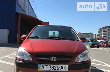 Hyundai Getz 2007 в Тысменице