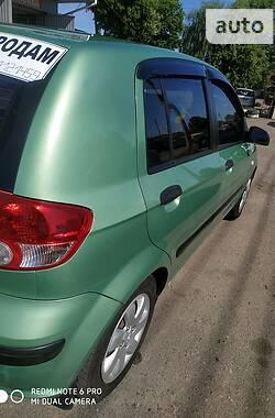 Хэтчбек Hyundai Getz 2003 в Черкассах