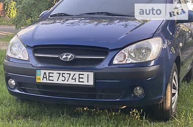 Хэтчбек Hyundai Getz 2010 в Днепре