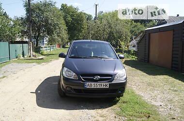 Хэтчбек Hyundai Getz 2007 в Немирове