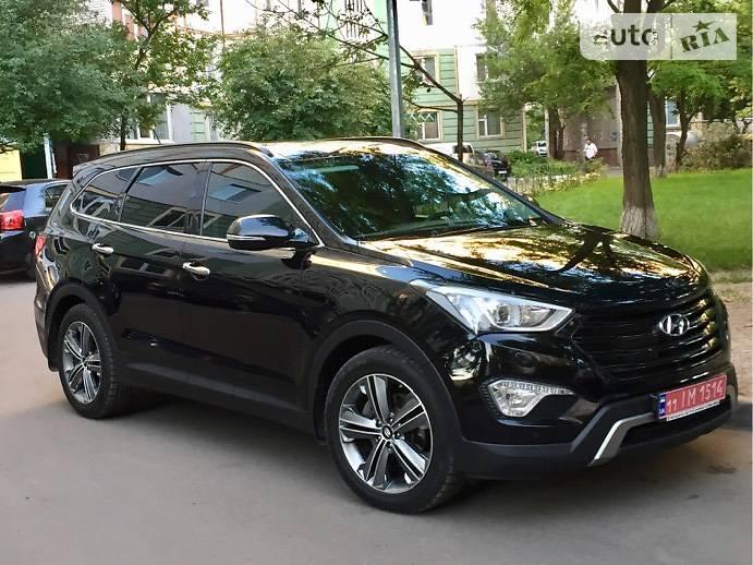 Hyundai Grand Santa Fe 2015 в Києві