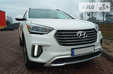 Hyundai Grand Santa Fe 2016 в Киеве