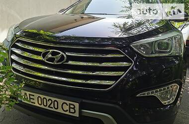 Hyundai Grand Santa Fe 2015 в Днепре