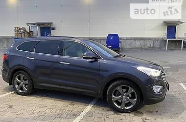 Hyundai Grand Santa Fe 2016 в Ивано-Франковске