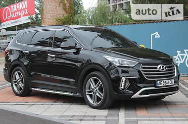 Hyundai Grand Santa Fe 2016 в Днепре