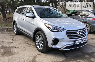 Hyundai Grand Santa Fe 2017 в Одессе