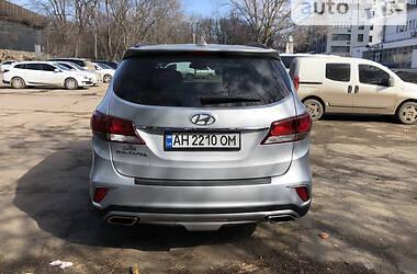 Внедорожник / Кроссовер Hyundai Grand Santa Fe 2017 в Одессе