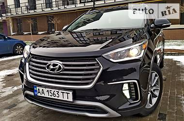 Hyundai Grand Santa Fe 2017 в Киеве