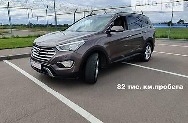Внедорожник / Кроссовер Hyundai Grand Santa Fe 2014 в Одессе