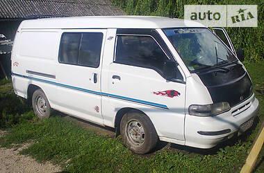 Hyundai H 100 груз.-пасс. 1996 в Збараже