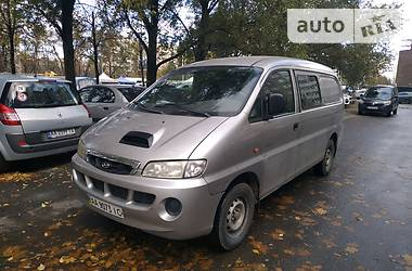 Hyundai H 200 груз.-пасс. 2005 в Киеве